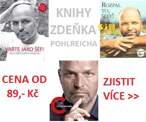 Knihy Zdeňka Pohlreicha